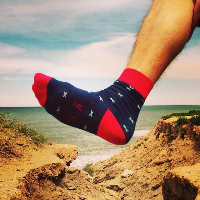Conocés estas Sz? #Loveyourfeet #socks #fashion #mardelplata