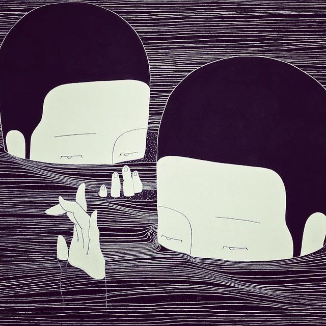 Daehyun Kim art + function #lovematuse