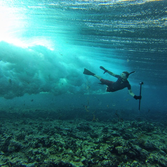 #Freediving in Marshall Islands with @Clay_Kruse and @rkennedy14.