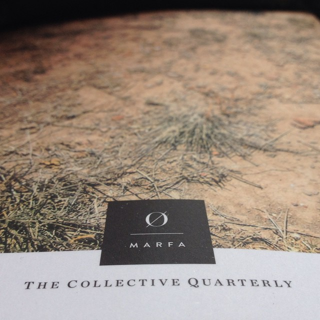@collectivequarterly in the valley.