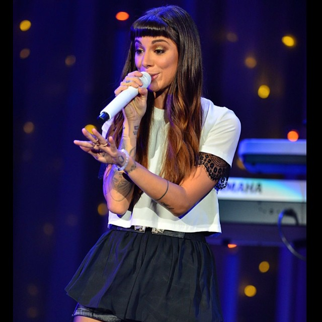 A performer, a writer, an artist, and an awesome human being! Spreading the lokai love while rocking the stage! @christinaperri #livelokai