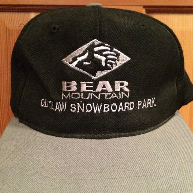 I have saved this hat since 92'. I was part of the #OG Bear Park. I remember the crew still- Mike Parillo, Marco Hendrickson, Brian Thein, Pat Gurde, Tim Tillman, Brian Iguchi, Shannon Haymes,Tammy Beaver, Rob Dafoe..too many to mention all. Bear has...