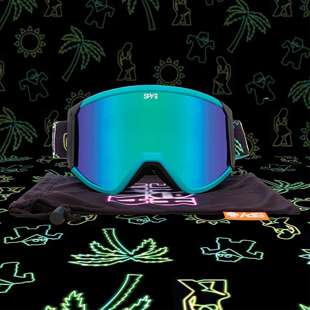 Happily plunder all winter long in the SPY + @airholefacemasks Raider with bonus balaclava!  Available now in stores and on spyoptic.com.  #SEEHAPPY