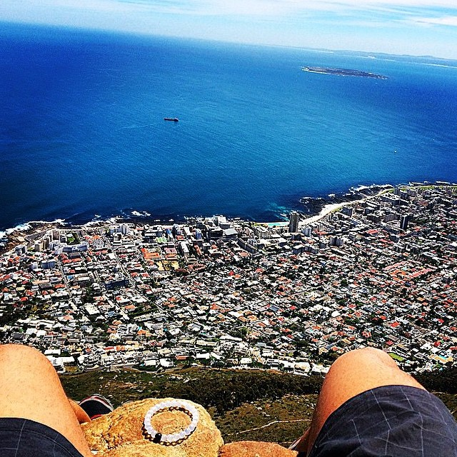 Never stop exploring! Representing the message across the globe #lokaiworld #SouthAfrica #livelokai Thanks @mdonaraujo