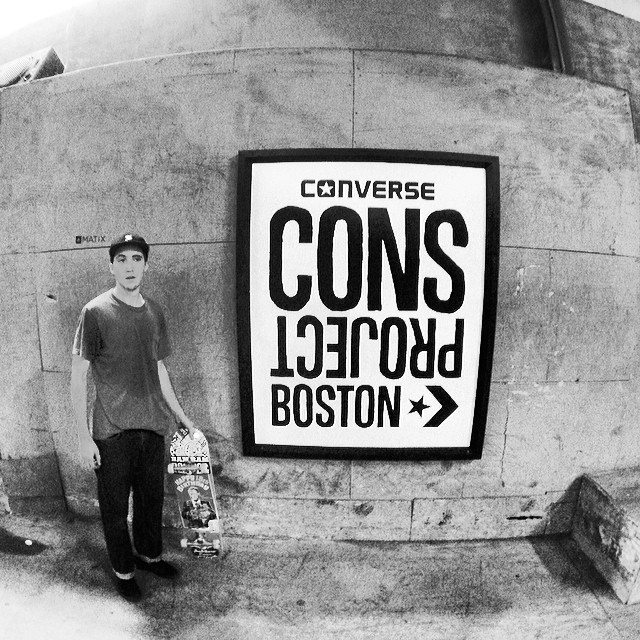 @converse_cons #consproject day at #subliminal #skatepark #shrewsburyma #steezmagazine