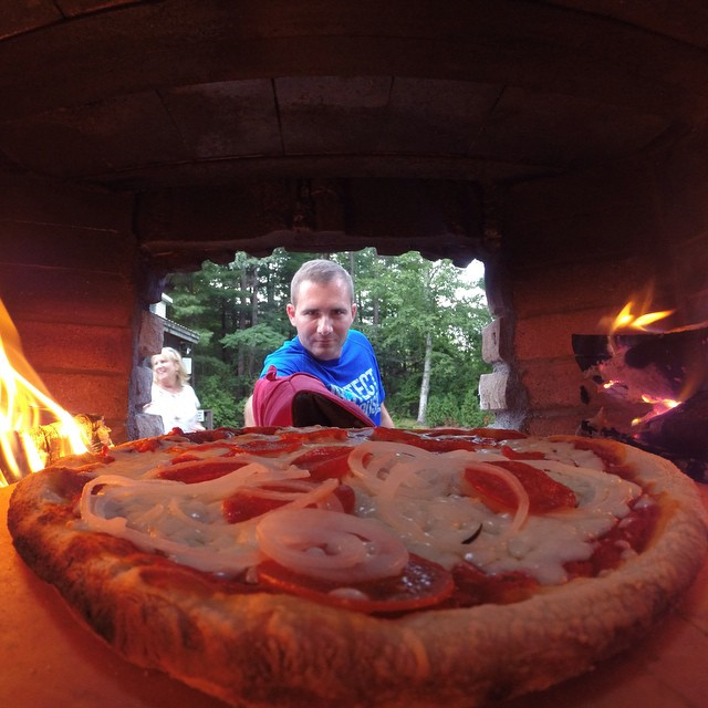 Photo of the Day! Who's hungry? Photo by Joseph Pepe. #Pizza