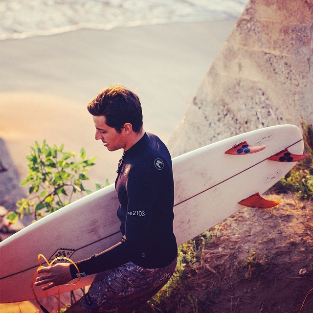 Spencer Hayes In His 2103 Top @sears_catalog @josholdenburgsurfboards #lovematuse PC : @josephbuckleycampbell