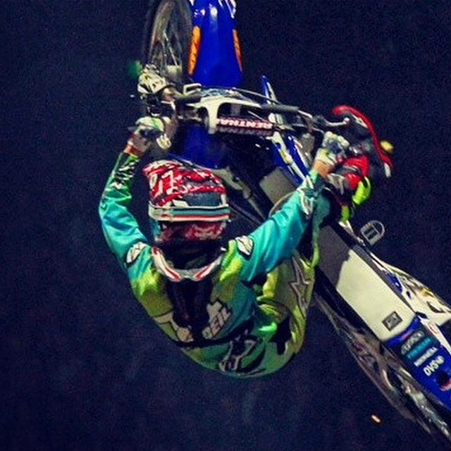 Jarryd McNeil just defied the laws of physics to win the Monster Energy Cup Best Whip Contest! |