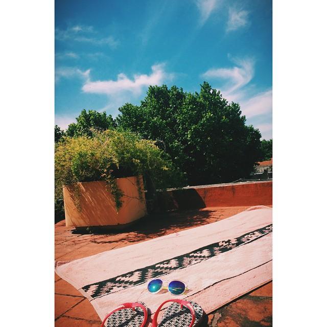 Damos por inaugurada la nueva temporada terraza! ☀️