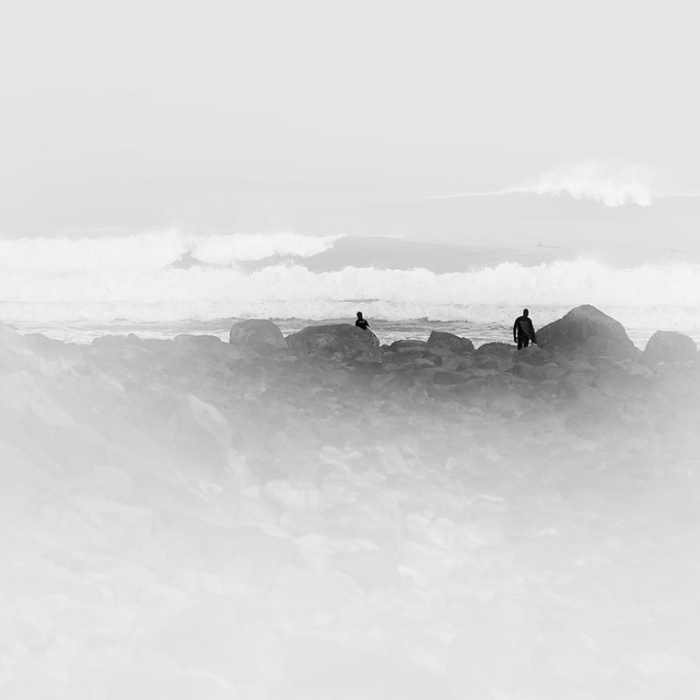 White Noise. #coldwatersurf #cold #water #surf #whitenoise #blackandwhite #bw #bwphotography