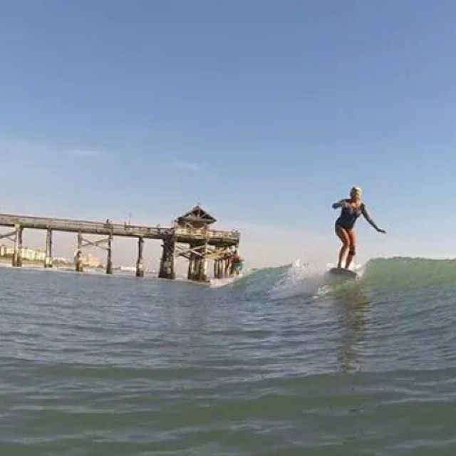 #AkelaSurf  #SurfSwimwear Ambassador Debbie Walker