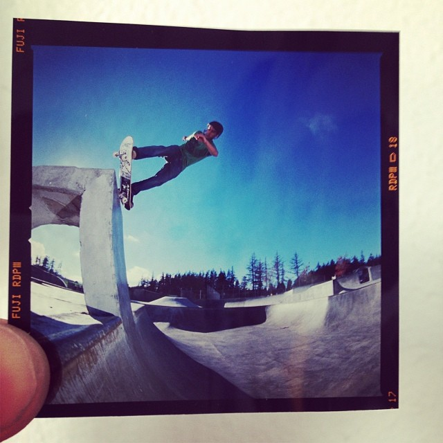 #ryanwilburn #pivottofakie #orcasisland #skatepArk #year2006 for an #s1 Ad that ran in @skateboardermag and #concussionmag photo by @ham_n_cheese #fujifilm