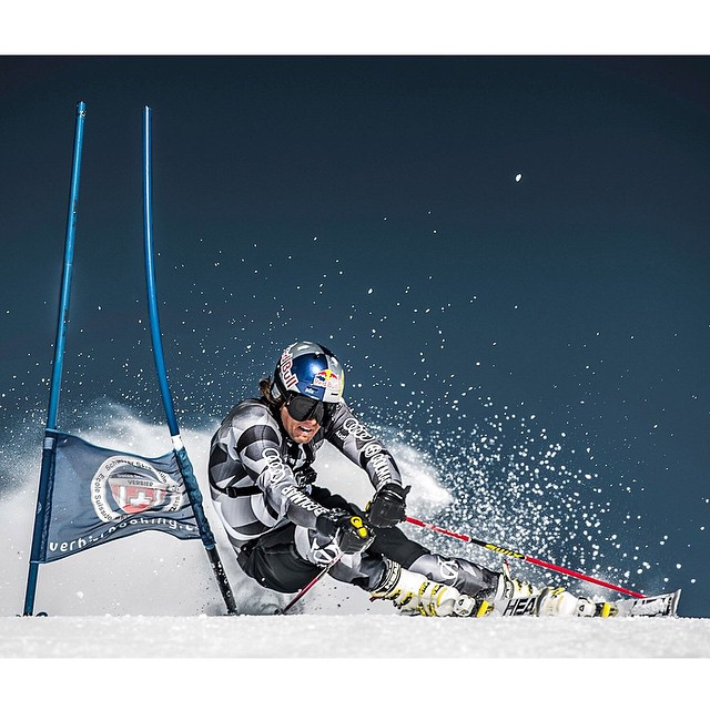 """Racing is so tough.  If you only appreciate the good days, you're going to go nuts.""-@jonolsson1 #MondayMotivation ("