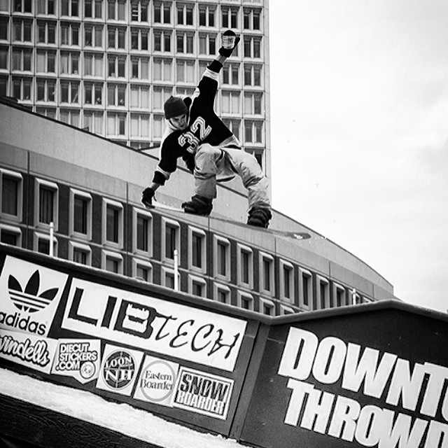 @libtechnologies #downtownthrowdown recap on the website steezmagazine.com #steezmagazine #steez #snowboarding