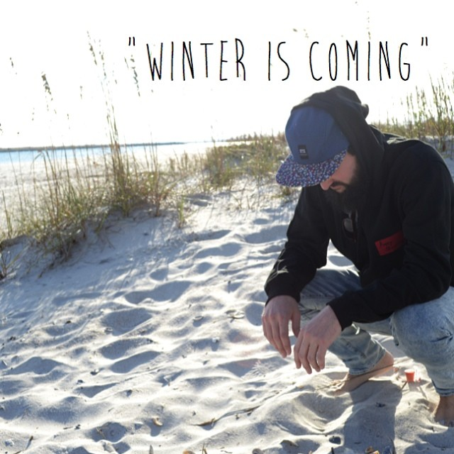 """Winter is coming"" NEW 5-panels, neck gaiters, custom hoodies, etc dropping late nov//early dec... Also get ready for a big sale next week and Black Friday! #stzlife #winteriscoming #supportlocal #smallbusiness #5panel #custom #happyshredding"