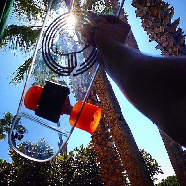 crystal clear #jellyskateboards #jellylife #beachhutdeli #danapoint #instock