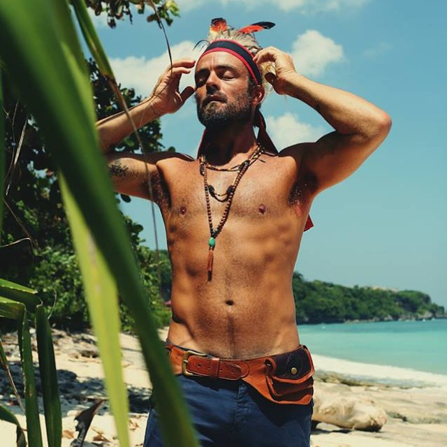 Just another #mancrush Monday! Our favorite Aussie, musician, ocean lover and @seashepherd activist...Xavier Rudd! This one is for you @chloevetterli