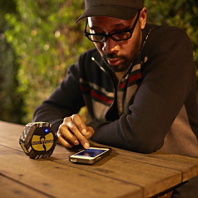 @zumiez preorders go live tomorrow! For notification once it drops visit wutang.boombotix.com and click preorder now #wutangclan #RZA #abettertomorrow #boombotix