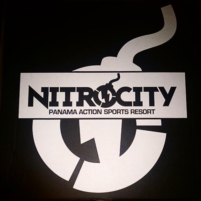 #nitropizza en #nitrocity #puntachame #panama
