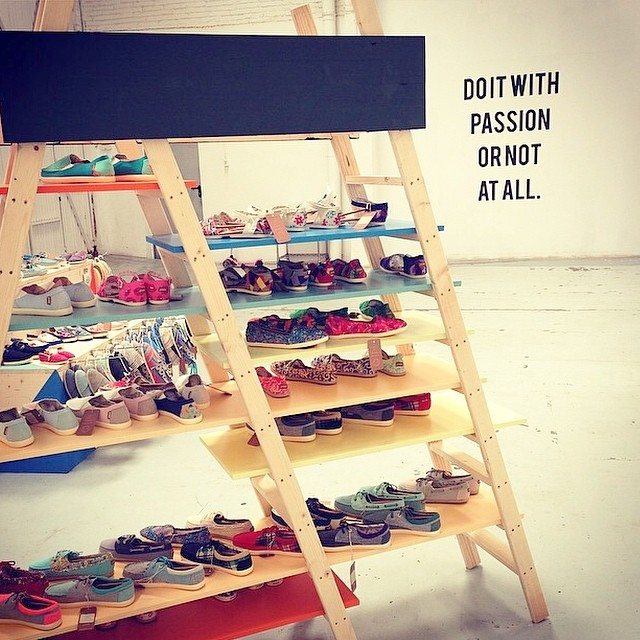 Good morning!  staircase hacker design by @studiostorebcn for #Paez. Like it?  #Weshare #Paezshoes
