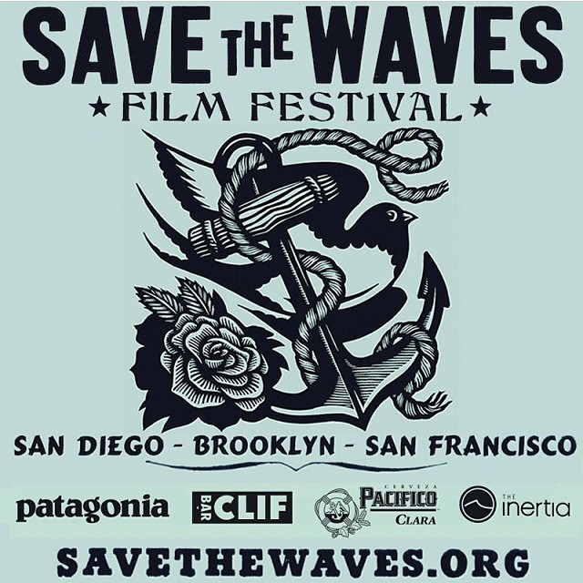 Excited that our film, 'Net Positiva', was selected for the  @stwcoalition festival this fall. Tickets go quick so jump over to SaveTheWaves.org to  secure a spot!!