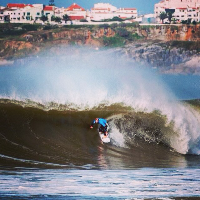 El guerrero del mar @mfanno  #soul #surfing #waves #MocheRipCurlPro #reef