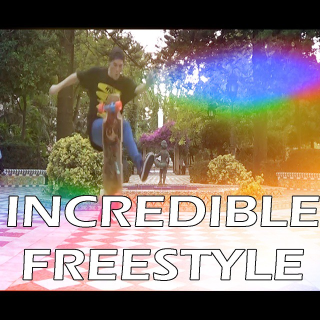 New video is up!!! Check out RestlessInitiative YouTube channel to see team rider @jesuslongboard doing incredible #freestyle on the #restlessfishbowl ! #restlessboards