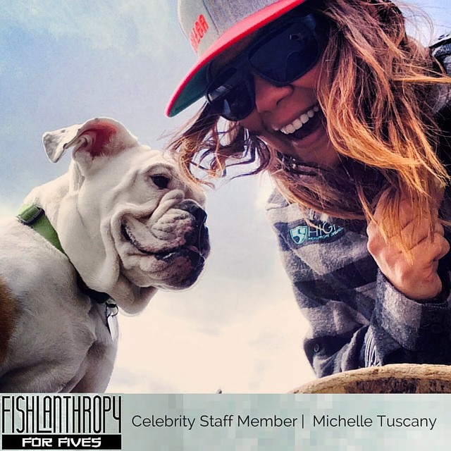 @michelle_tuscany & @karlthebulldog are cheering on the San Francisco Giants!!! They will also be attending Fishlanthropy, a one of a kind FUNdraising event bringing together Hi5s, @sushiinstowe #thealchemistbrewery #ishareworks & @btnorthskishop Oct....