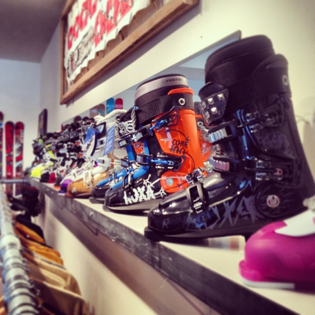 We've got boots! Come on down to the Storefrnt and try some on today. @roxaboots #riderowned