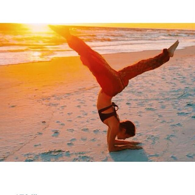Brand ambassador @gingerharris walking on sunshine....GORGEOUS! #miola #miolainaction #miolainthewild #muse #getoutthere