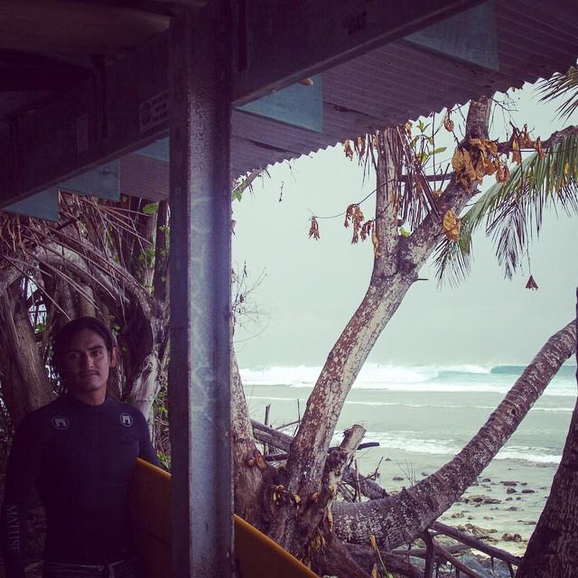 Daniel Jones In The Indian Ocean PC @peatheadq #lovematuse