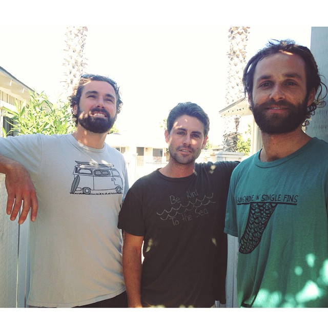 Meet the Tribe! A few of our Be Kind Tribe Ambassadors in our made in California, hemp and organic cotton tees