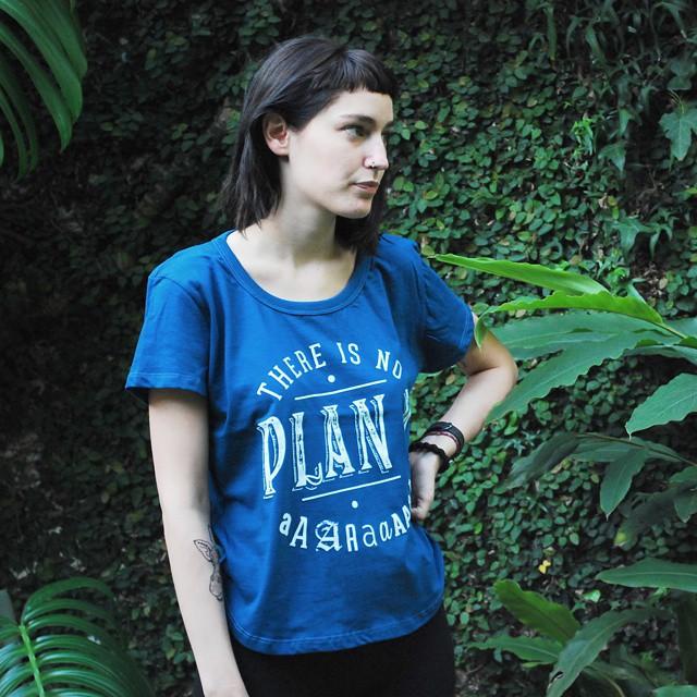 No hay plan b.  #tshirt #perrabastarda #noplanb
