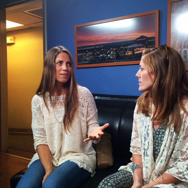 THIS morning be sure to catch B4BC ambassador @megsporcheron on @ktlamorningnews at 8:35am! Megs (pictured above with B4BC Executive Director @erikaseward) will be speaking to B4BC's upcoming documentary #ChasingSunshine, which documents her...