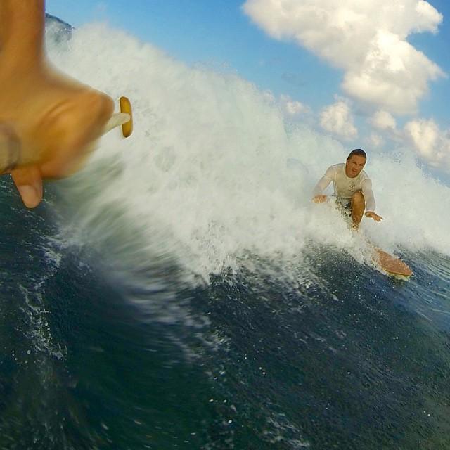 Crouching Rider Sliding Draggin  #alaia #hollowboard #surf #gopro #npsurf #konaboys #itakebioastin #kaenon #navitasnaturals #rareform #odinasurf #teambioastin #unleashed #supcouple #supconnect #paddlehawaii #imaginelifestyle