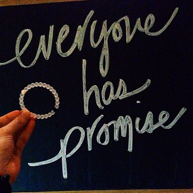 With our community's support we helped @pencilsofpromise reach an incredible goal at the #PoPgala. Help change the world one lokai at a time #livelokai