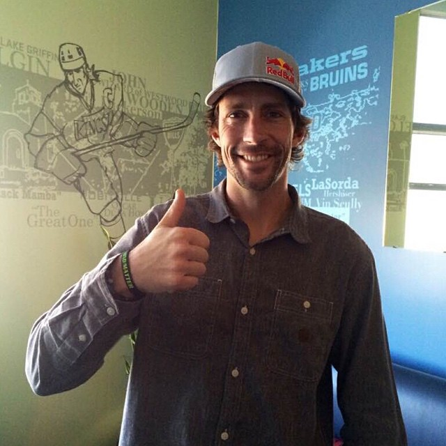 Thumbs up if you're an 11-time X Games gold medalist.
