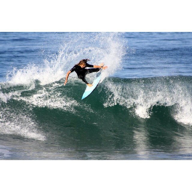 Team rider @amourrrrr showing us how it's done in Cali!