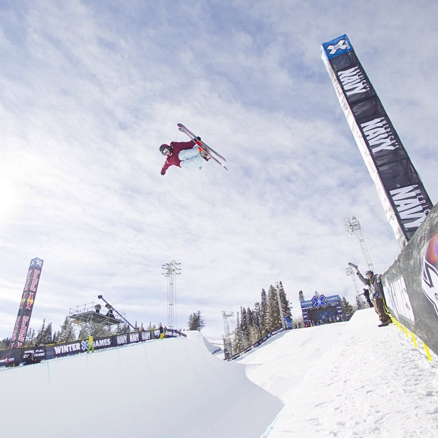The countdown to #XGames @aspensnowmass is on! You ready?  Dates: January 23-26, 2014