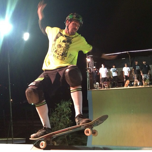 Regram @ben10schroeder of @scizzorsman 's front pivot . sessions on . #skateboarding #resurrectionatramona #keepingvertdead