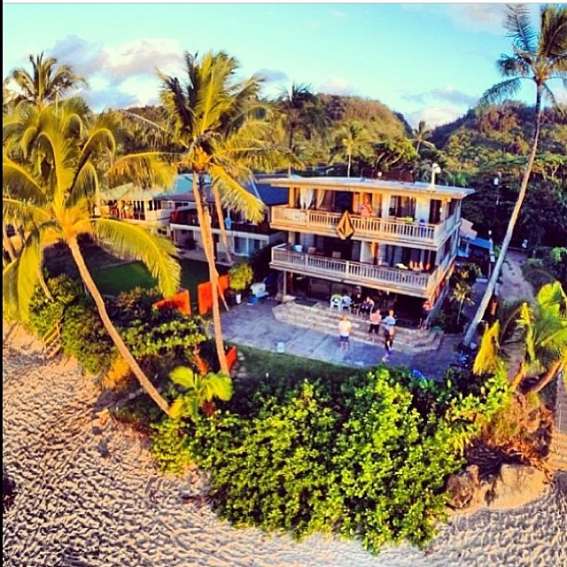 Buena semana desde Volcom House Hawaii !! #volcom #VolcomHouse PH: @dusty_payne