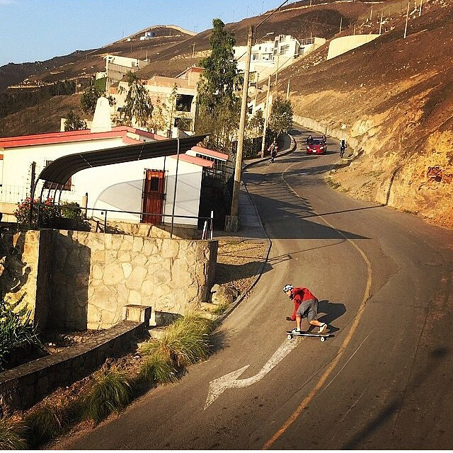 @tyler_howell_sb rippin south america : regram from @skatebloodorange