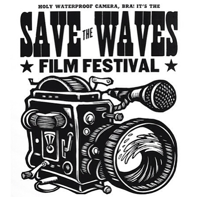Stoked for the @stwcoalition film fest...land barrels in November!  Dates below, head over to www.savethewaves.org to secure tickets now! #stwfilmfestival  November 7th - San Diego // November 14th - Brooklyn // November 21st - San Francisco