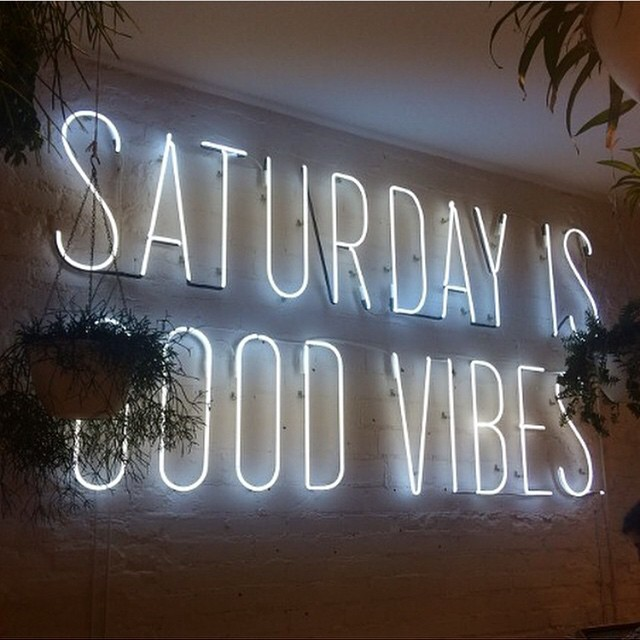 Hope your having an awesome Saturday! #goodvibes #permissiontoplay