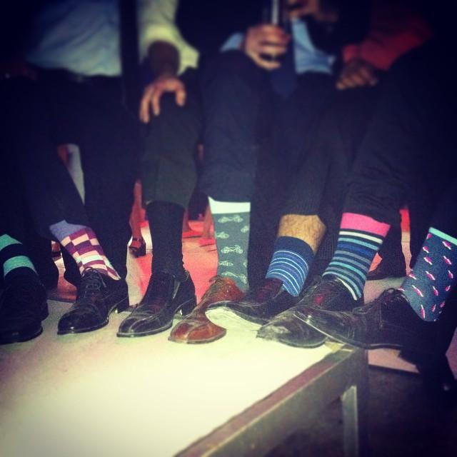 #wedding #style #socks #loveyourfeet #loveyourSuarez #1impostor #guesswho
