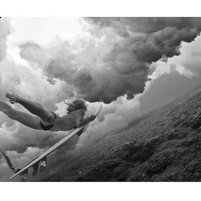 @carlywi #swimming in the #clouds this #weekend by @alexshea -- #boho #short -- #bw #amazing #photography #duckdiving #sundayfunday #explore