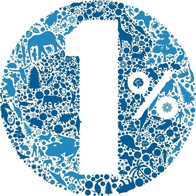 In July 2014 we became a member of @1percentftp to commit at least 1% of annual sales to support non-profits making the world a better place. #giveback #loveblue