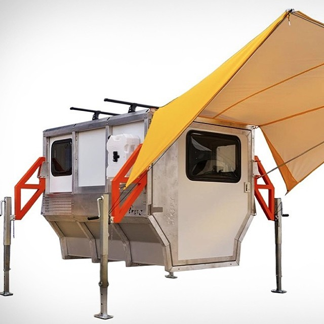 Escape to wherever you want with this #FireFly trailer. Wouldn't mind calling this home for a few long weekends this season. #camping #GetOutside #WinterTime