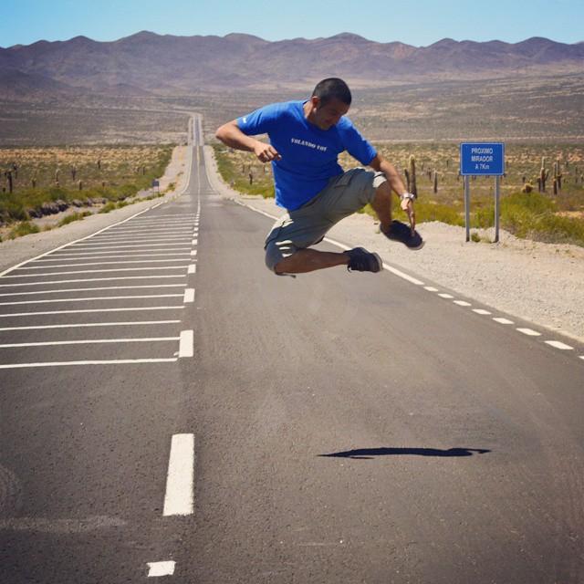 Libertad y esguince a prueba de salto
