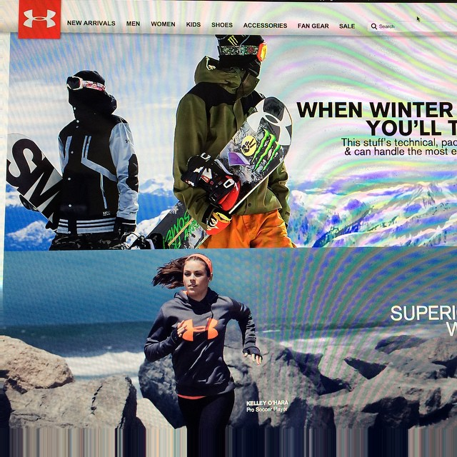 Stoked to see @clancy_kyle on the cover of @ua_action website! #forridersbyriders #handmadelaketahoe #superparkltd #OK